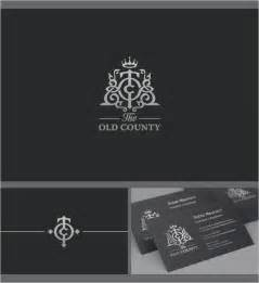 business cards with my logo 40 really beautiful exles of logo business card designs