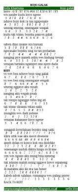 lirik lagu bojo galak 28 images band enjoy aja lirik vidio lirik lagu wedhus wiwik sagita