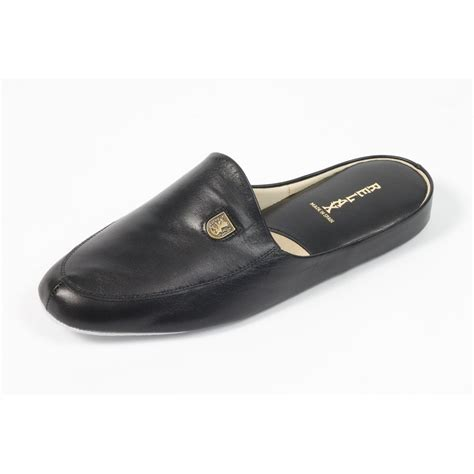 leather mens slippers mens leather slipper relax williams buy mens