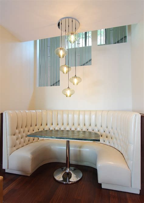 Living Room Banquette Seating Banquette Seating Living Room Contemporary With Drink
