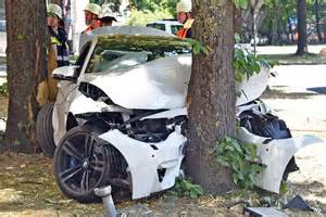 crashed brand new car bmw cars news 20yo crashed brand new bmw m4 in germany