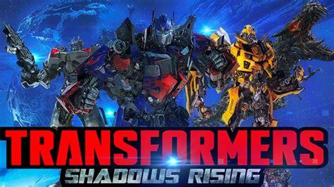 Rising Shadows sega s transformers shadows rising arcade trailer