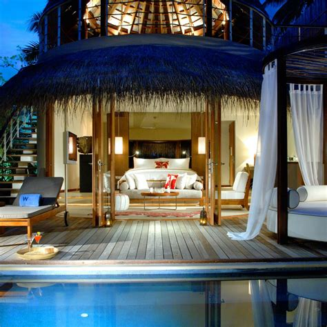 maldives bedroom the exclusive w retreat and spa maldives 171 adelto adelto