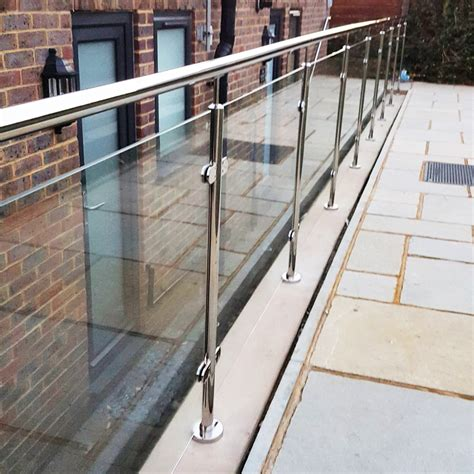 Balustrade Systems Stainless Steel Post Balustrade System 8 Brighton