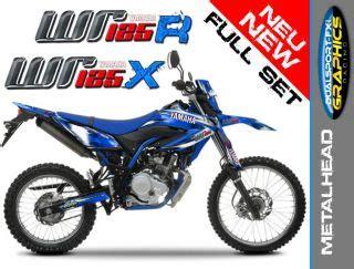 Dt 125 Dekor by Dualsport Fx Escape Dekor Fits Dt 125 X On