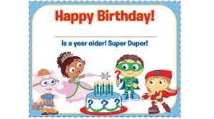 super printable birthday card kids birthday party pbs parents pbs