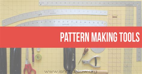 pattern making youtube pattern drafting tools