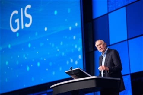 jack dangermond, esri founder and president, will share