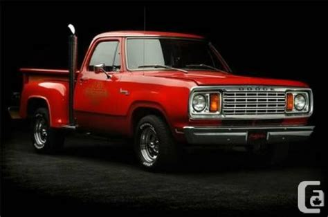 how cars run 1993 dodge d150 spare parts catalogs 1979 dodge d150 little red express collectors rare for