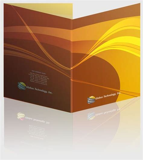presentation indesign template indesign templates for presentation corporate folders