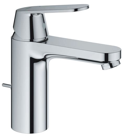 Wasser Basin Mixer With Pop Up Waste Medium Mba S1430m grohe eurosmart cosmopolitan basin mixer tap with pop up waste