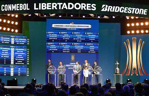 Calend Libertadores 2017 El Calendario De Disputa De La Conmebol Libertadores