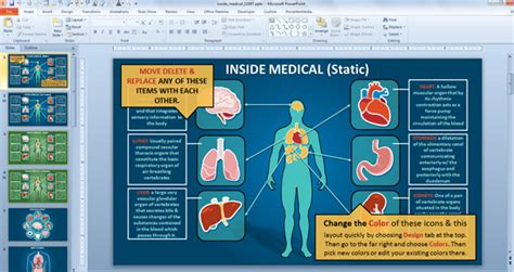 Top Effective Medical Powerpoint Templates For Healthcare Industry Healthcare Powerpoint Templates Free