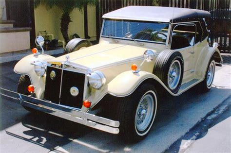 mini mark mercedes custom convertible