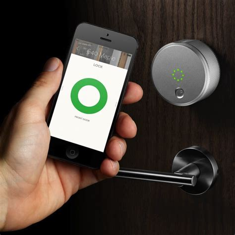 home automation locks security sistems