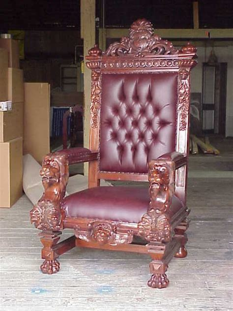 Lion king throne chair photo detailed about lion king throne chair picture on alibaba com