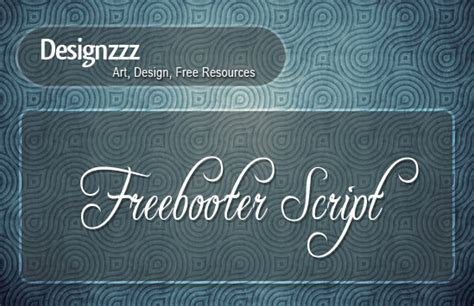 50 free cursive tattoo fonts for download