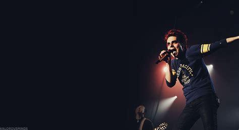 Gerard Way Desktop Wallpaper
