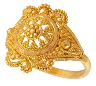 Beautiful Ring Design In Gold With Stone 12 Beautiful Designs Of S Gold Rings Without Stones
