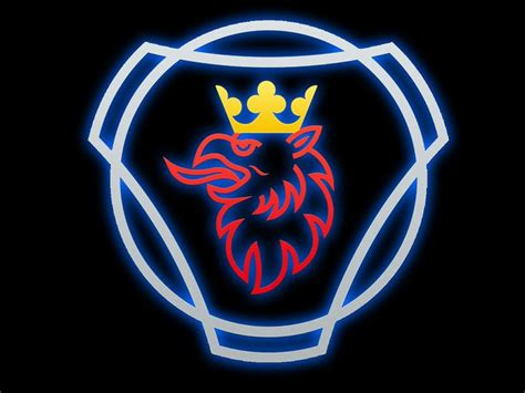 scania logo king of the road trucks lkw