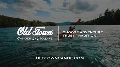 canoes youtube old town canoes kayaks youtube