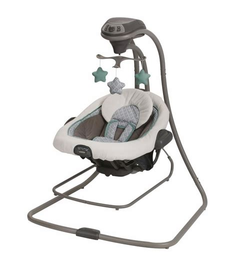 graco duet connect 2 in 1 swing and bouncer monroe graco duetconnect lx swing bouncer manor