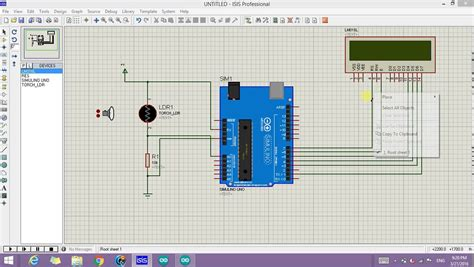resistor variabel 300k how to place resistor in proteus 28 images ldr arduino simulation in proteus tutorial
