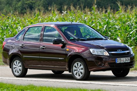 Lada Europe Lada Granta European Sales Figures