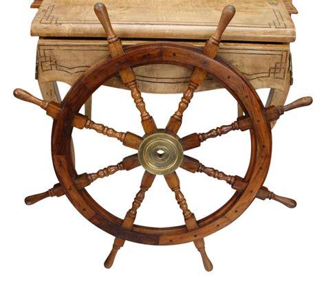 nave volante nave volante rueda barco de madera 93cm estillo antiguo ebay