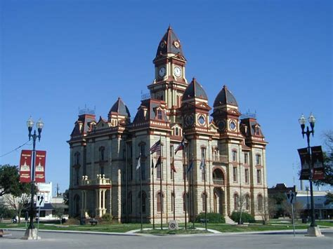 what house was lockhart in library in caldwell texas autos post