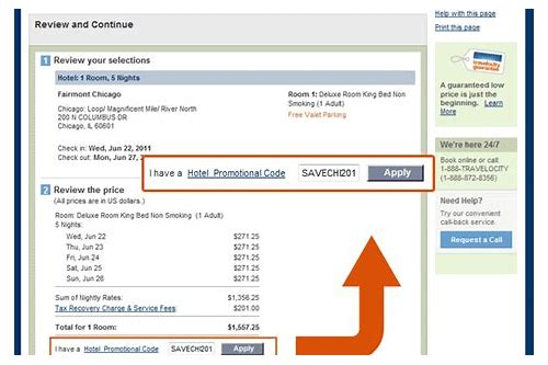 travelocity promo coupons