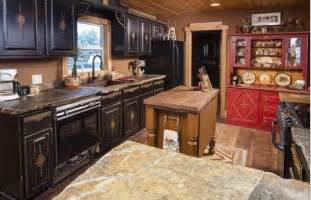 western kitchen ideas cool rustic western kitchen decorating ideas