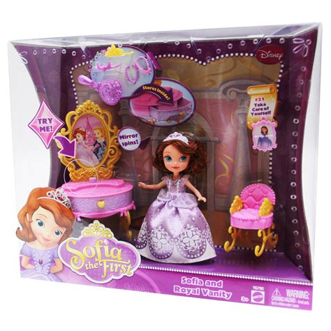 Princess Sofia Vanity Set by Sofia The Toys Royal Vanity Playset At Toystop