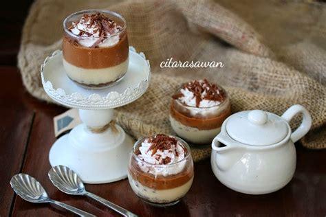 Loyang Pudding Type 7 puding kek tiramisu tiramisu pudding cake resepi terbaik