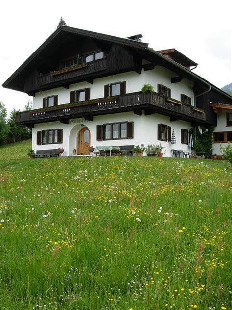small traditional house design in tirol austria austrian chalet picturesque pinterest