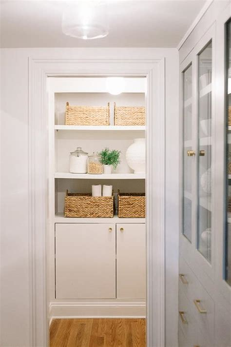 in wall china cabinet built in china cabinet design ideas