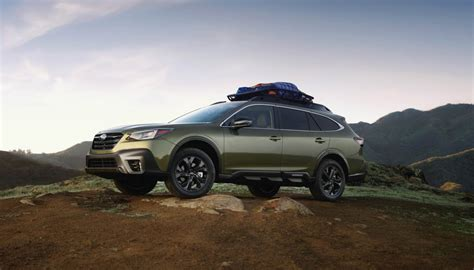 2020 Subaru Outback Turbo by Flipboard The 2020 Subaru Outback Adds A Turbo Engine And