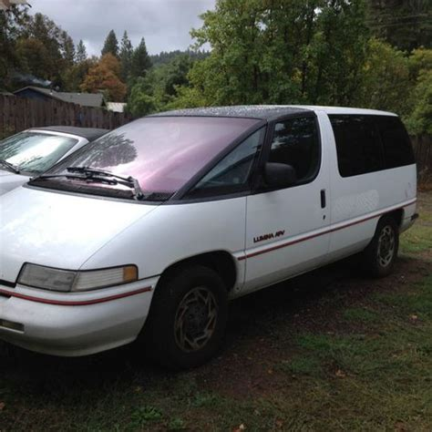 automotive air conditioning repair 1992 chevrolet lumina apv free book repair manuals sell used 1992 chevy lumina apv minivan 7 seat avl great cond only 2000 in trail oregon