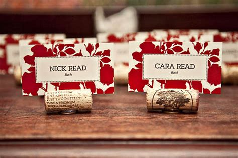 place card ideas think smart designs blog 30 amazing wedding ideas on