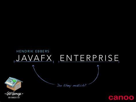 javafx layout performance javafx enterprise javaone 2014