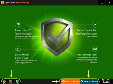 quick heal trial reset by onhax net how to use safe banking in quick heal 2015 16 00
