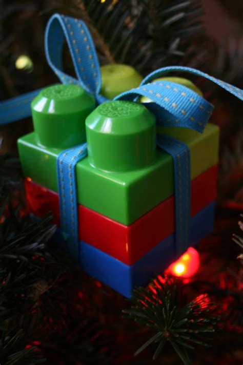 diy lego christmas tree ornaments christmas tree