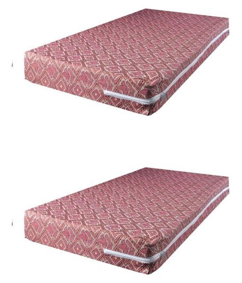 Set Of 2 3x6 In Warmland Water Proof Mattress Cover Protector Size 3x6 Set Of 2 Buy Warmland Water