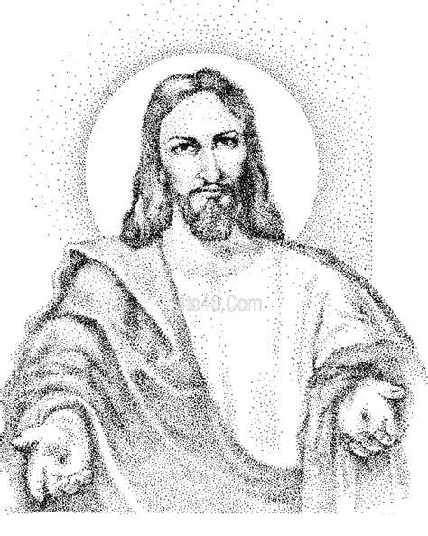 Christian Preschool Coloring Pages Jesus Az