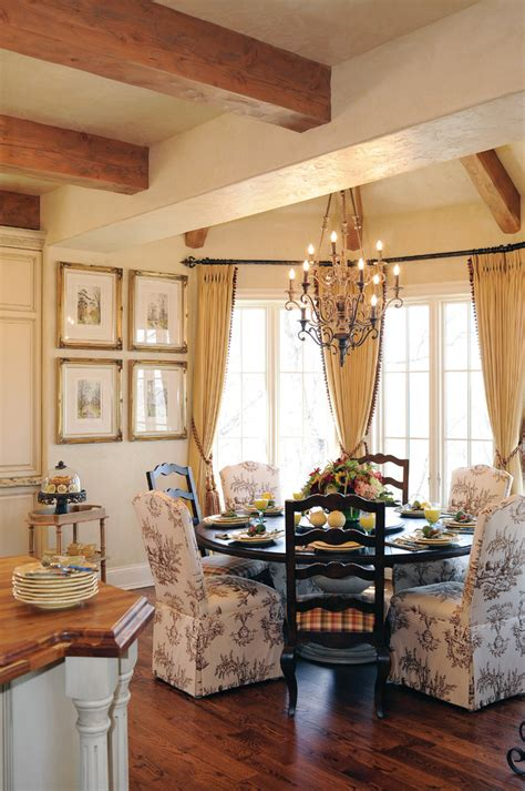 patterned dining chairs dining room traditional with