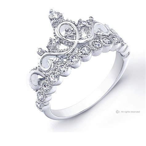 pandora princess crown ring quotes