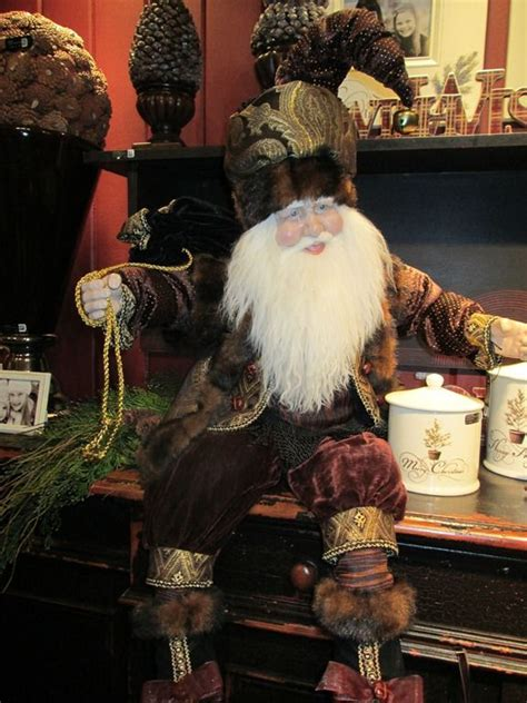 Handcrafted World Santas - 1000 images about world santas on