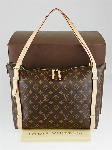 Louis Vuitton Tuileries Monogram Bag louis vuitton monogram canvas tuileries bag yoogi s closet