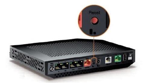 resetting wifi box livebox play remettre 224 z 233 ro assistance orange