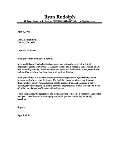 supply chain cover letter exle supply chain analyst cover letter sle guamreview